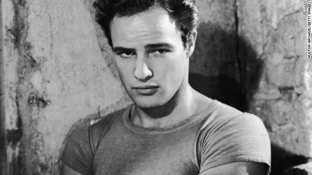 Marlon Brando, 80 (died July 1, 2004)