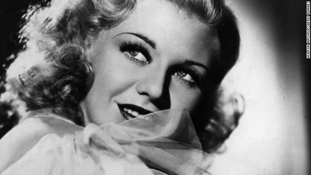Ginger Rogers, 83 (died April 25, 1995)