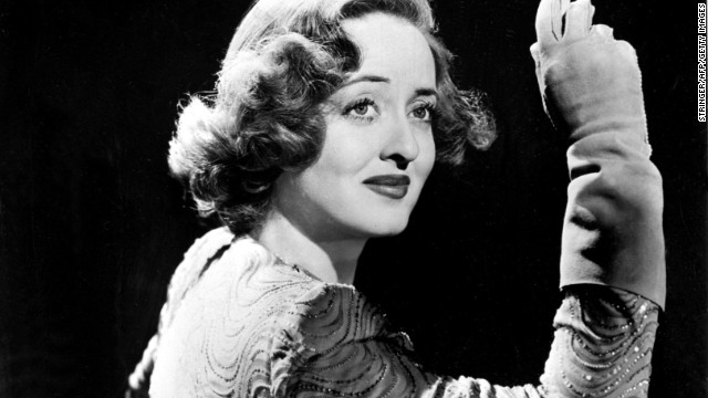 Bette Davis, 81 (died October 6, 1989)