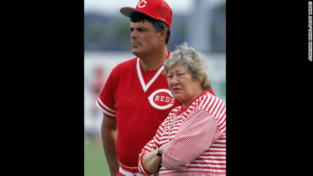 Since Marge Schott's death in 2004, no female has owned a Major League Baseball team. Yet, Schott's inglorious memory lives on thanks to documented racist remarks and an unwritten policy prohibiting the employment of African-Americans within the Reds organization. In 1993, the league banned Schott for a year because of her bigoted opinions. She would return, bringing her insensitive gaffes with her. In 1998, with another suspension in the works, Schott relinquished her controlling interest in the ball club.