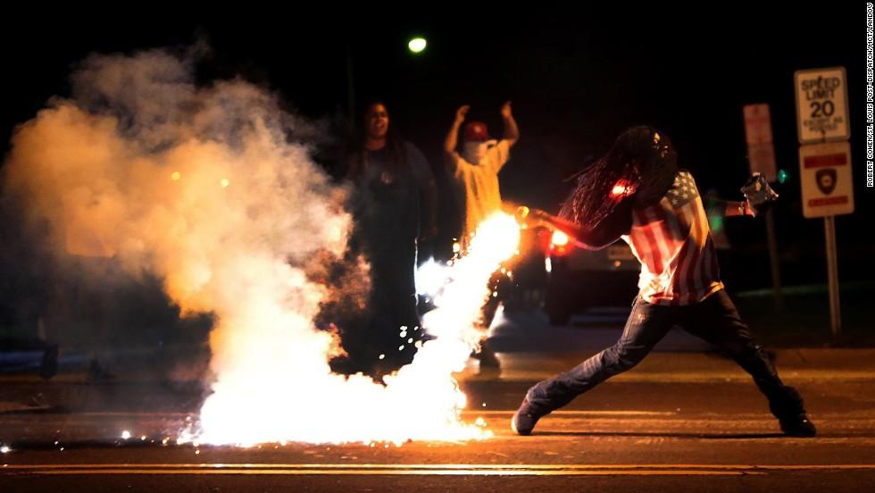 Protestas en Ferguson, Missouri