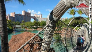 Atlantis Paradise Island: For those who can\'t choose between beaches and fun parks.
