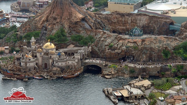 "Zwanzger names Japan's DisneySea as the world's funnest theme park because of its unique Jules Verne-themed science-fiction-meets-ocean concept. ""It recreates a future that's never existed,"" he says."