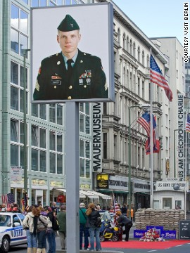 "Checkpoint Charlie may be a tourist magnet today, but the most famous crossing point between East and West Berlin still evokes the noir intrigue of John Le Carre's ""The Spy who Came in from the Cold."""
