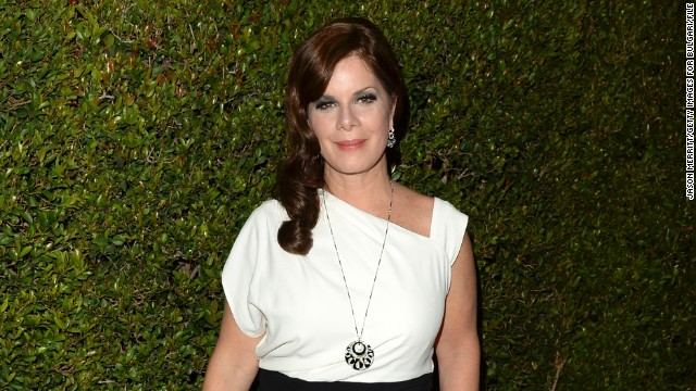 Marcia Gay Harden still turns on the glam. The Oscar winner turned 55 on August 14.