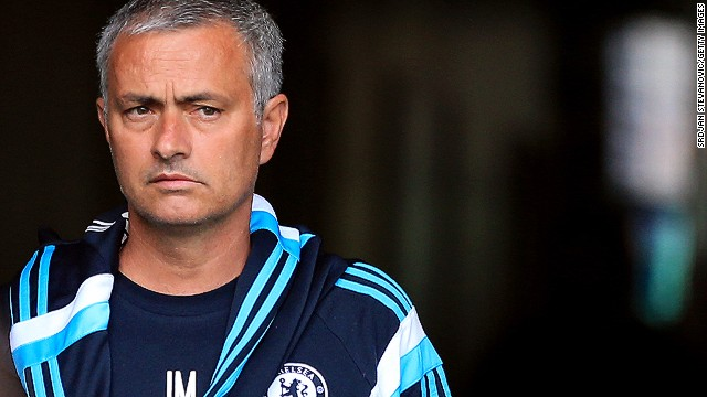 "Chelsea manager Jose Mourinho recently claimed that ""there is no racism in football."""