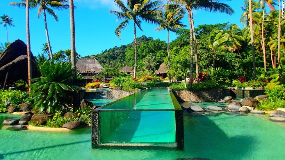 Isla Laucala, Fiji