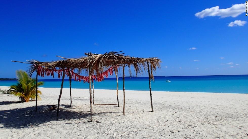 Ouvea, Nueva Caledonia