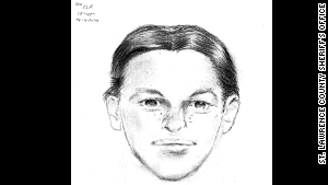 Police released a sketch of 12-year-old Fannie.