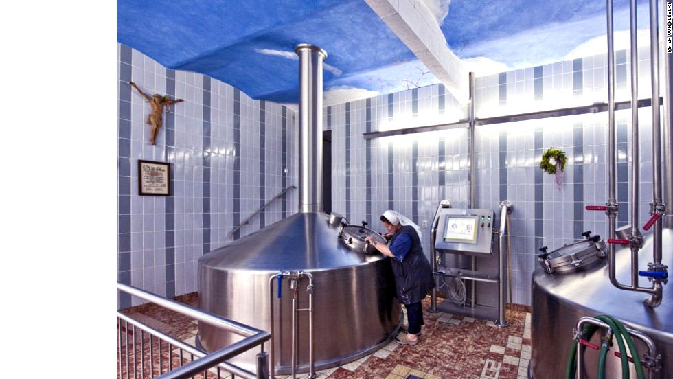 Franciscan nun Sister Doris took over as brewmaster at Mallersdorf Abbey in Bavaria in 1975, succeeding an elderly sister who'd been brewing since the 1930s.