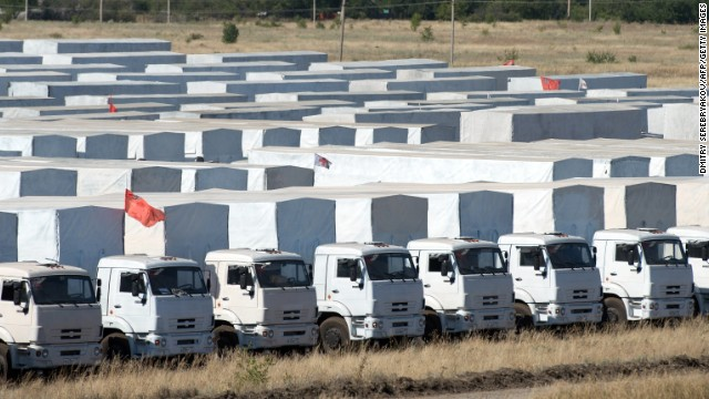 Donetsk Republic Guarantees Safety of Humanitarian Convoy