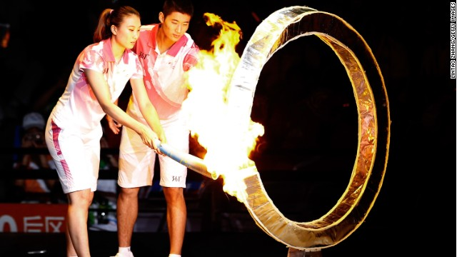 The Youth Olympic Games are taking place in China between August 16 and 28.