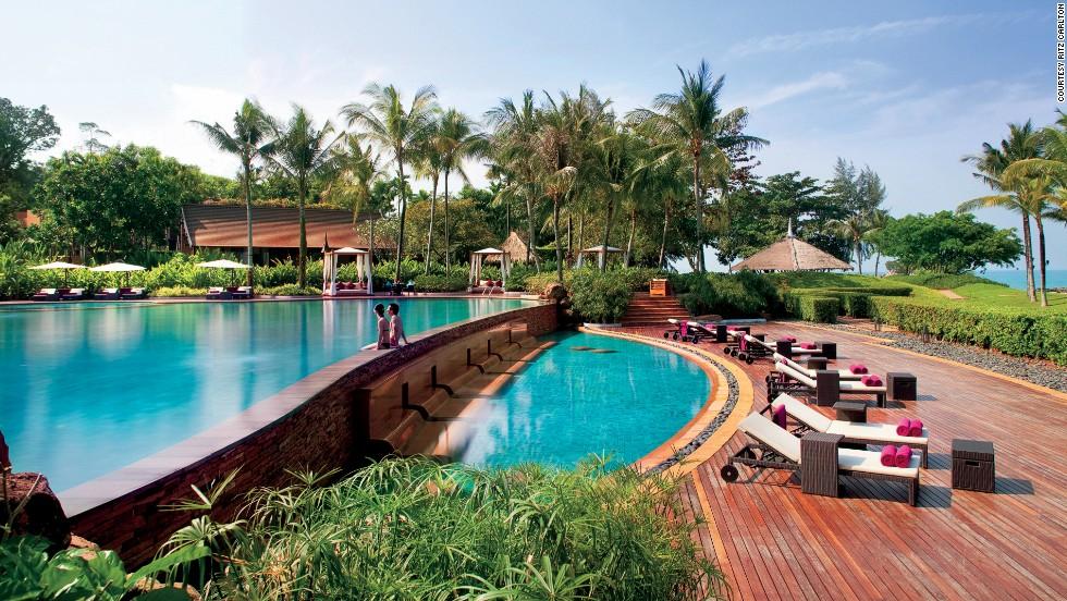 Visitar varias islas de lujo (Tailandia)