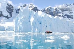 Esquía y desplázate en trineo por la Antártida