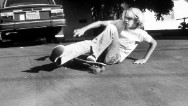 Former Z-Boys skater Jay Adams died Thursday after a heart attack while vacationing in Mexico with his wife. He was 53.