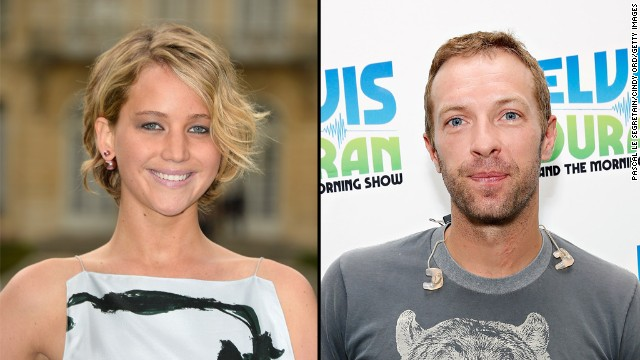 J-Law and Chris Martin dating?, and more news to note