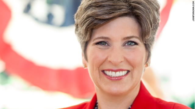 Senate candidate Joni Ernst says she was harassed in the military