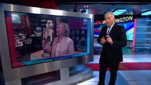 Hillary Clinton's awkward week