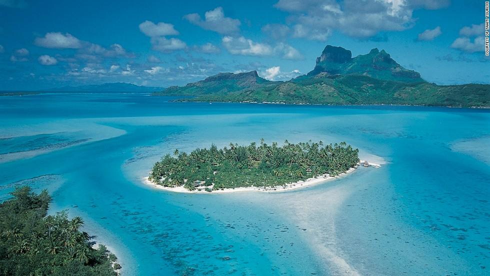 Las mejores islas del Pacífico Sur