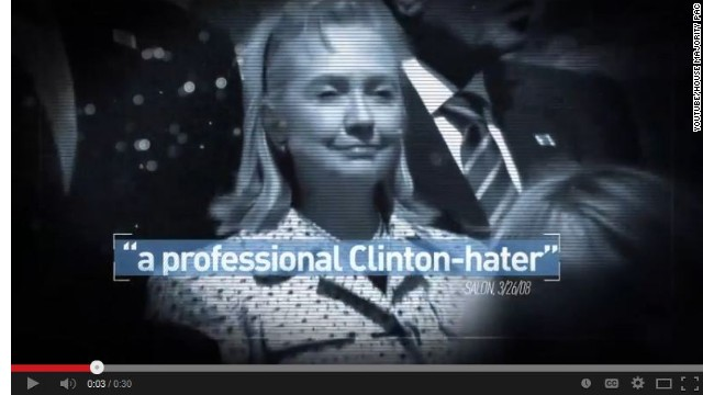 Hillary Clinton is front and center in House super PAC ad