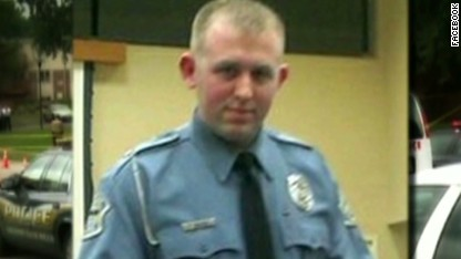 Where's Ferguson Officer Darren Wilson?