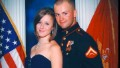 Arrest in Marine's wife's death