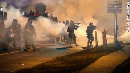 What happens next in Ferguson?