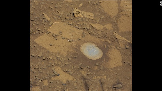 Photos: Mars rover Curiosity