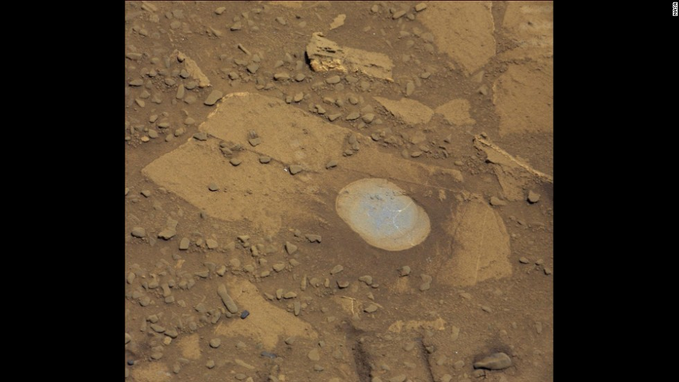 cnn mars rover picture penny - photo #14