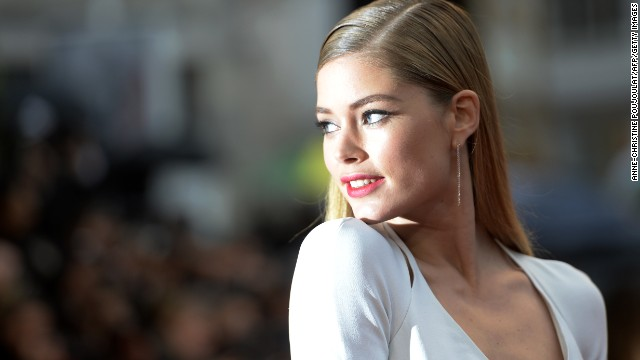 Doutzen Kroes is not only a Victoria's Secret model, she's the face of a Calvin Klein fragrance. That and other gigs add up to $8 million in earnings for the Dutchwoman.