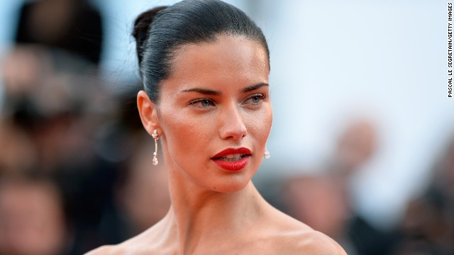 A Victoria's Secret Angel since 2000, Adriana Lima is the lingerie giant's longest-running model. The Brazilian is also one of the wealthiest, having earned $8 million to place her third on Forbes' list.