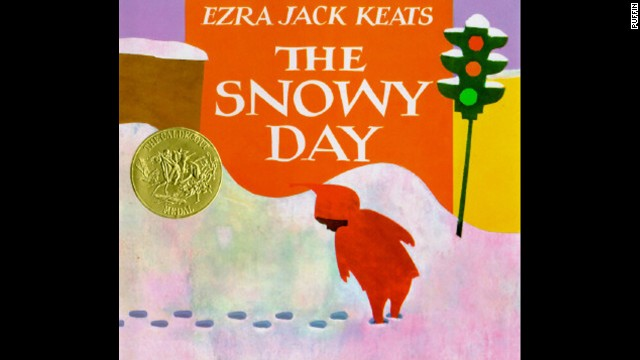 """The Snowy Day,"" by Ezra Jack Keats. ""It was the first book that I encountered with characters whose skin color was the same hue as mine. It is also the first book that I have purchased for all of my great-nieces and -nephews."" — Darlene Whi"