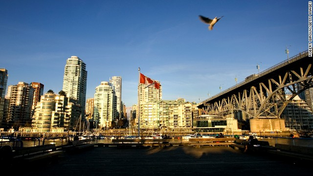 Not just a pretty city surrounded by mountains and ocean, Vancouver is steeped in culture. Once ranked the world's most liveable city, it now places third.