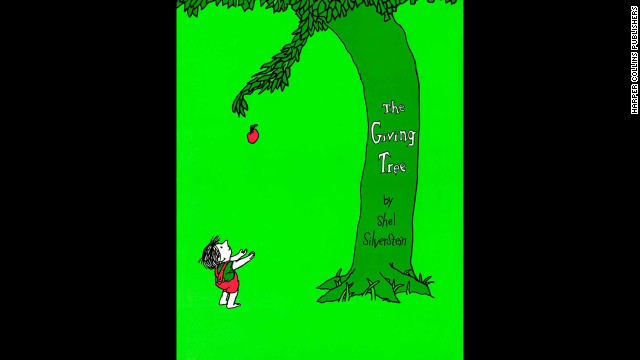 """The Giving Tree,"" by Shel Silverstein. ""As a child I loved the simple story and it has resonated with me more and more as an adult."" — Samantha Sadler Layman"
