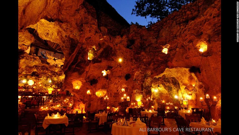 Cueva de Ali Barbour - Kenya
