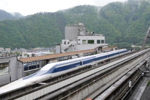 Trenes bala Maglev