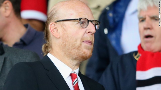 Avram Glazer, United co-chairman, has overseen a massive increase in the club's commercial activity since his family took control at Old Trafford in 2005.