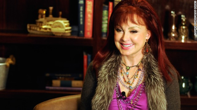 """Naomi Judd was 48 when she became """"MaMaw"""" to daughter Wynonna's son Elijah."""