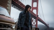 Look! Out by the bridge! It's ... it's ... Ant-Man? Yes, and a photo of Paul Rudd as the Marvel superhero just hit the Web.