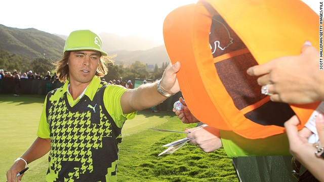 Rickie Fowler Has Had a 2014