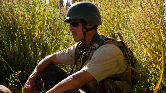James Foley recuerda el peligro de ser reportero independiente