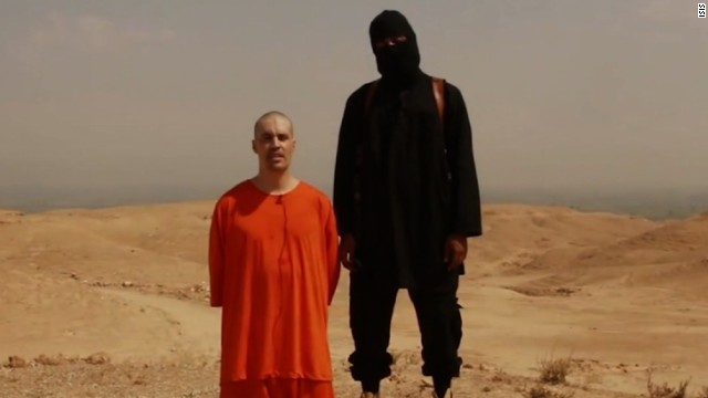 Twitter suspenderá a usuarios que compartan imágenes de la decapitación de Foley