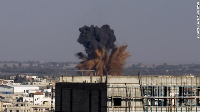 Ataques y contraataques en Gaza tras fracaso de conversaciones entre Hamás e Israel