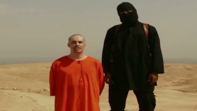 EE.UU. confirma que el video de la decapitación de James Foley es auténtico