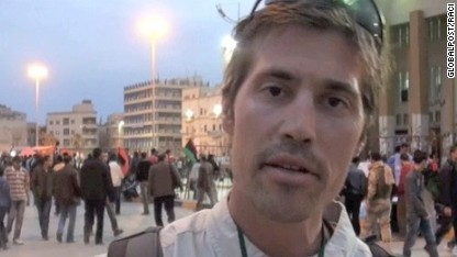 James Foley, un periodista