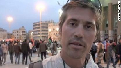 """James Foley, un periodista """"valiente y generoso"""" que hizo lo que amaba hasta morir"""