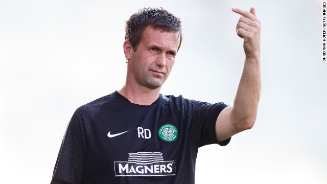 Ronny Delia replaced Neil Lennon as Celtic manager at the end of last season.