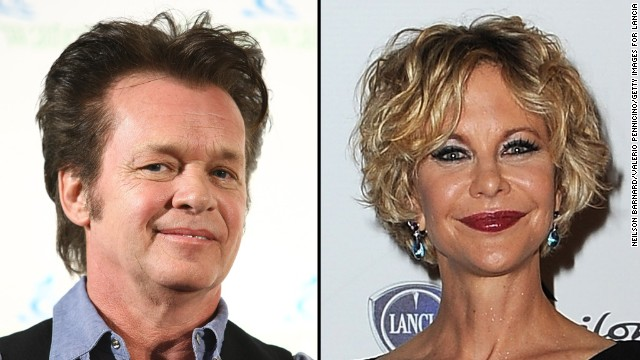 John Mellencamp and Meg Ryan <a href='http://www.closerweekly.com/posts/meg-ryan-john-mellencamp-split-a-couple-of-weeks-ago-41910' target='_blank'>reportedly ended their three-year relationship</a> in August 2014. It may be a shocker for some who didn't know the two were even dating. They join a list of other celeb couples we were surprised to find out either are or were together: