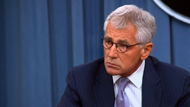 Hagel: ISIS beyond anything we have seen