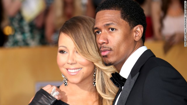 "Mariah Carey and Nick Cannon have apparently hit a rough patch. Amid rumors of an impending divorce, Cannon <a href='https://celebrity.yahoo.com/blogs/celeb-news/nick-cannon-confirms-mariah-carey-marriage-trouble--we-are-living-apart-202727771.html' target='_blank'>has told The Insider With Yahoo</a> ""There is trouble in paradise. We have been living in separate houses for a few months."" Here is a look back at their happier times."